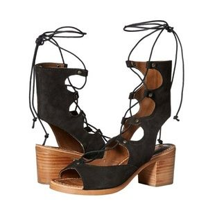 Matisse Expo lace up sandals